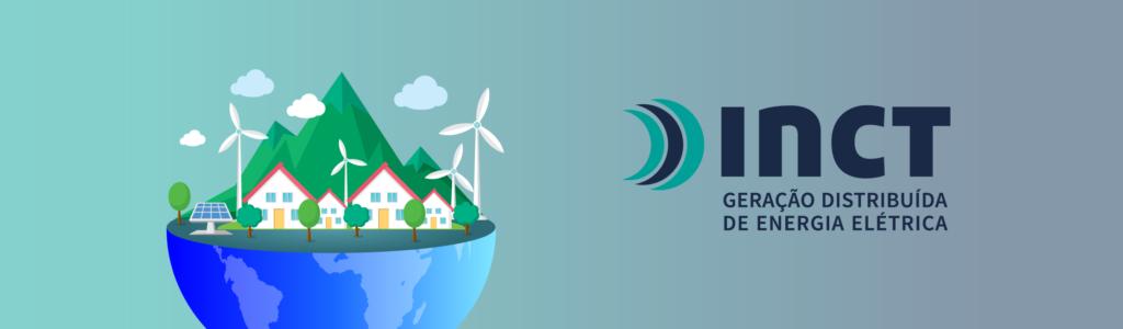 Logo do INCT - GD: projeto executado no INRI