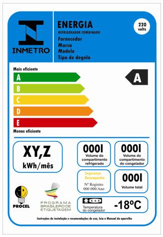 Selo ENCE - Eficiência Energética