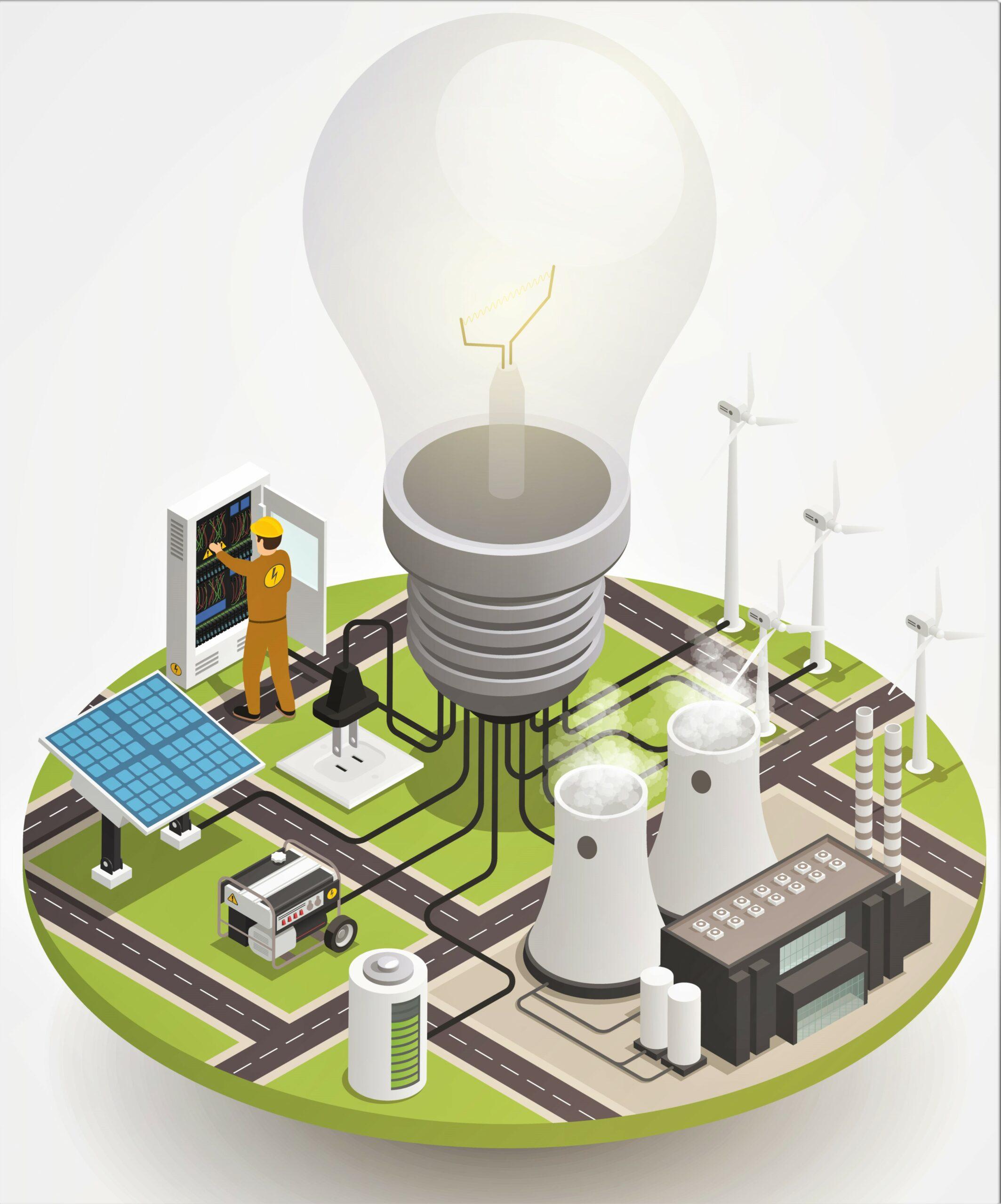 imagem ilustrativa para recursos energéticos distribuídos
