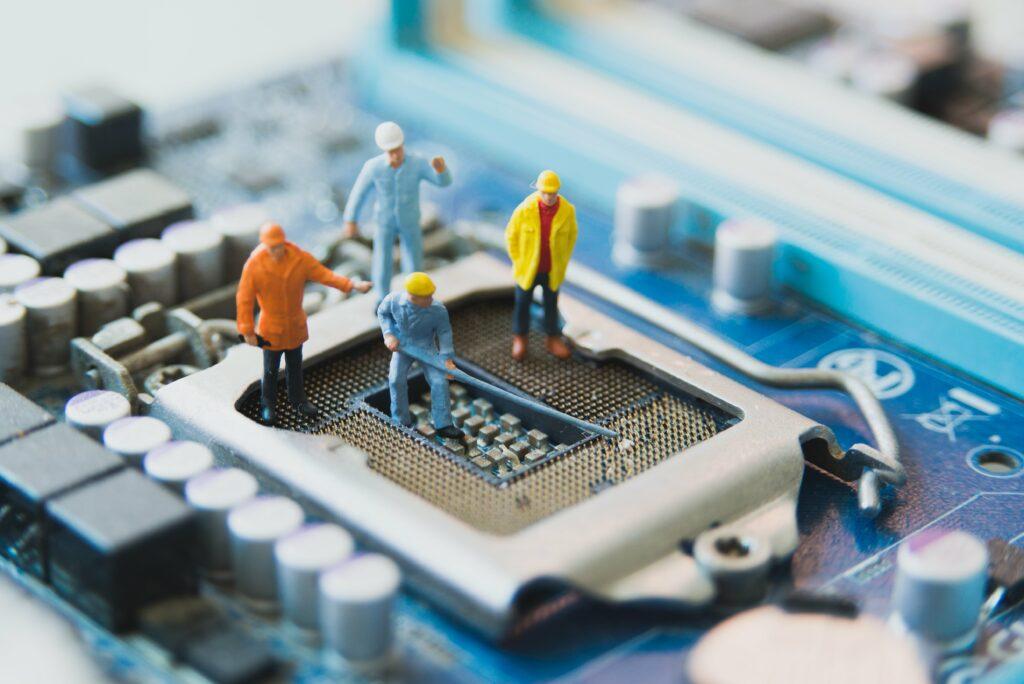 fabricação de hardware - Lei da Informática