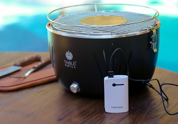 produtos inovadores - table grill