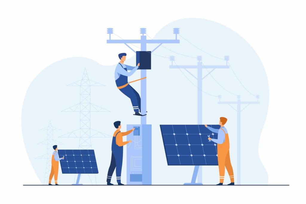 energias renováveis como um serviço