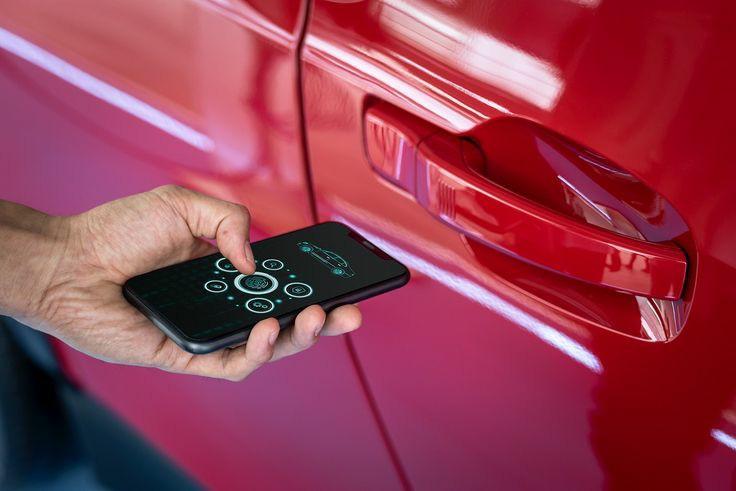 carro autônomo usando 5G