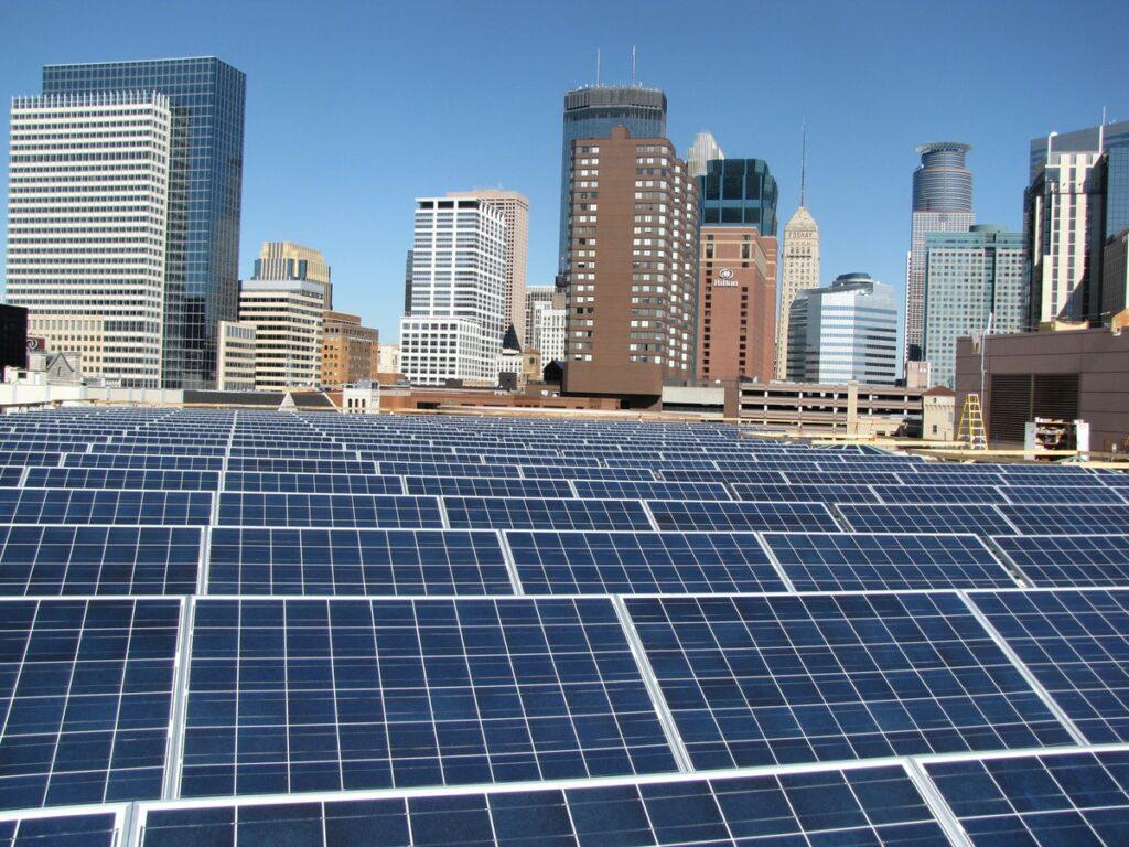 energias renovaveis e usando 5G