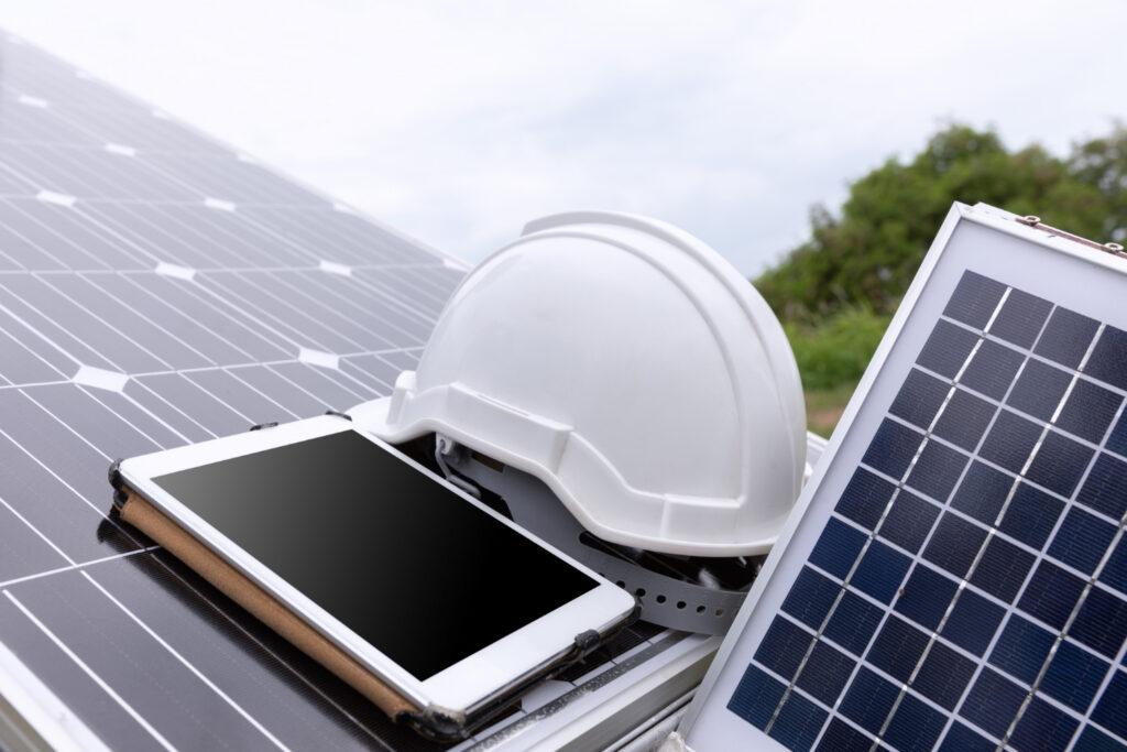 energia solar e 5G